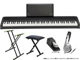 KORG ( コルグ ) B2N 簡易練習セット ◆【デジタルピアノ】【台数限定特価】 ◆【電子ピアノ】【88鍵盤】【ピアノタッチ】