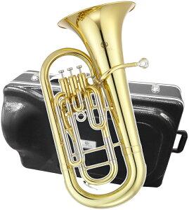 JUPITER ( ジュピター ) JEP700 ユーフォニアム 新品 3ピストン トップアクション ラッカー 管楽器 ゴールド 本体 イエローブラスベル Euphonium JEP-700 一部送料追加 北海道/沖縄/離島=送料実費請求