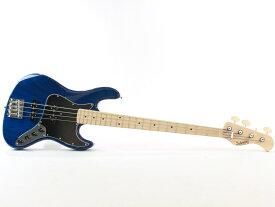 Sadowsky Guitars Metroline MV4 SlapMaster Trans Blue 【日本製 ベース KH 】