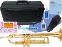 YAMAHA ( ヤマハ ) YTR-4335GII トランペット ゴールドブラスベル 新品 B♭ trumpet 管体 gold YTR-4335G2 本体 YTR4335G2 セット A