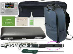 Pearl Flute ( パールフルート ) PFP-105E ピッコロ 合成樹脂 グラナディッテ製 ハイウェーブタイプ歌口 管楽器 頭部管 管体 樹脂製 Eメカニズム PFP105E セット G