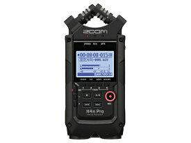 ZOOM ( ズーム ) H4n Pro BLK ◆ ハンディーレコーダー