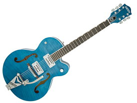 GRETSCH ( グレッチ ) G6120SH Brian Setzer Hot Rod Harbor Blue 2-Tone【ブライアン・セッツァー・シグネチャー 特価品 】【決算特価! 】