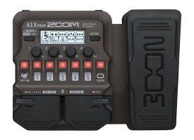 ZOOM ( ズーム ) A1X Four【アコースティック マルチエフェクター】
