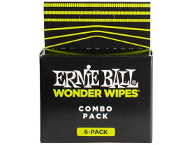 ERNIE BALL ( アーニーボール ) 4279 コンボパック 6P ギターメンテナンスセット【秋特価 】