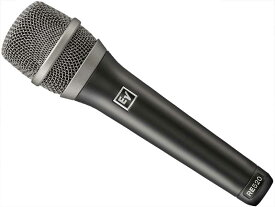 Electro-Voice ( EV エレクトロボイス ) RE520 ◆ コンデンサーマイク ハイエンドボーカル 指向性:スーパーカーディオイド ライブパフォーマンス向き 国内正規輸入商品 [ RE series (vocal) ][ 送料無料 ]