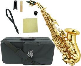 J Michael ( Jマイケル ) SPC-700 カーブドソプラノサックス 新品 アウトレット soprano saxophone gold 管楽器 カーブド ソプラノサックス 本体 サックス