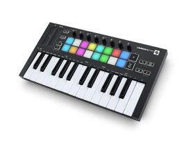 novation ( ノベイション ) Launch KEY mini MK3 ◆ MIDI キーボード ◆【PC DJ】【MIDIコントローラー】【smtb-k】【w3】