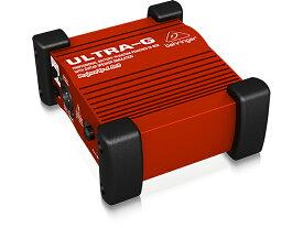 BEHRINGER ( ベリンガー ) GI100 ULTRA-G シグナルプロセッサー ダイレクトボックス