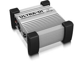 BEHRINGER ( ベリンガー ) DI100 ULTRA-DI シグナルプロセッサー ダイレクトボックス