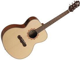 ZEMAITIS CAJ-100FW-E【エレアコ アコースティックギター 特価 】【夏のプライスダウン! 】