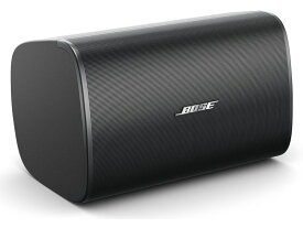 BOSE ( ボーズ ) DM8S SINGLE BLK (1台) 露出型スピーカー 黒 XL DesignMaxシリーズ