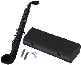 NUVO ( ヌーボ ) jSAX N520JBBK オール ブラック Jサックス プラスチック 管楽器 J サックス 初心者 練習 リード楽器 本体 黒色 Black 北海道 沖縄 離島不可