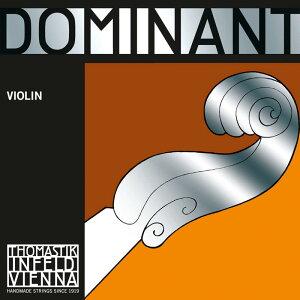 Thomastik-Infeld ( トマスティック インフェルト ) 130 ドミナント バイオリン弦 4/4 スチール アルミ巻 ボールエンド E線 バラ弦 1本 DOMINANT Violin Strings MEDIUM
