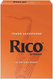 【メール便出荷品】  D'Addario Woodwinds ( ダダリオ ウッドウィンズ ) RKA1035 リコ テナーサックス リード 3.5 1箱 10枚 セット オレンジ RICO LRIC10TS3.5 Tenor saxophone reeds 3-1/2 北海道/沖縄/離島/同梱不可