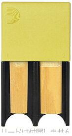 【メール便出荷品】 D'Addario Woodwinds ( ダダリオ ウッドウィンズ ) リードガード イエロー アルトサックス B♭ クラリネット リード 4枚収納 リードケース Reed Guard DRGRD4ACYL LDADRG4CLASYL yellow 【北海道不可/沖縄不可/離島不可/同梱不可/代引き不可】
