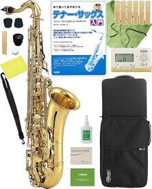 Kaerntner ( ケルントナー ) テナーサックス KTN65 新品 管楽器 B♭ 本体 テナーサクソフォン KTN-65 Bb tenor saxophone gold セット A 沖縄 離島不可