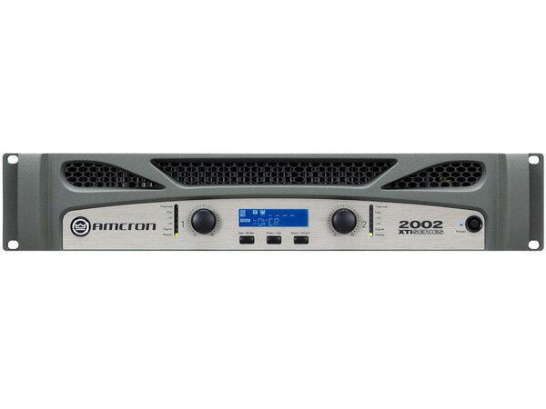 AMCRON ( アムクロン ) XTi2002 ◆ パワーアンプ ・450W+450W 8Ω [ Xti2 series ]
