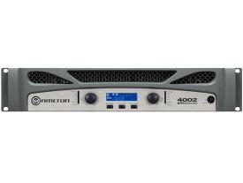 CROWN /AMCRON ( クラウン /アムクロン ) XTi4002 ◆ パワーアンプ ・650W+650W 8Ω【7月29日時点、在庫あり 】 [ Xti2 series ]