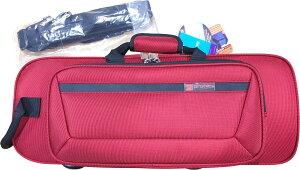 PROTEC ( プロテック ) PB-301CT RED トランペット用 セミハードケース ショルダータイプ レッド シングル ケース trumpet case トランペットケース 送料無料