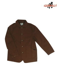 Gramicci(グラミチ) 9501-56J WORK JACKETワークジャケット Brown 送料無料