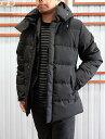 PYRENEX (ピレネックス) 国内正規品 BERFORT JACKET ベルフォールジャケット ブラック