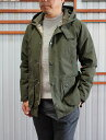 BarbourバブアーMCA0508フーデッド2レイヤーナイロンビデイルSLジャケット