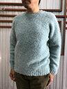 JamesCharlotte(ジェームスシャルロット)シャギードッグクルーネックセーター