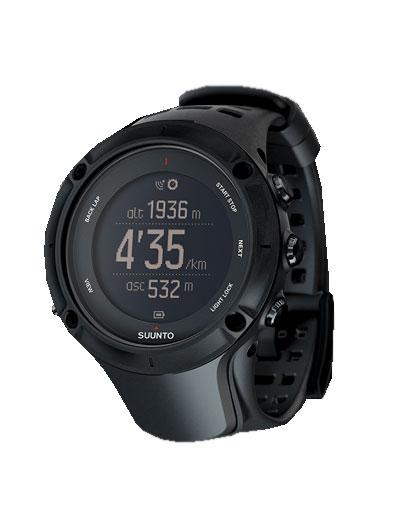 SUUNTO スント国内正規品 Suunto Ambit3 Peak アンビット3 ピーク ブラック tozann 登山 マラソン 高度計