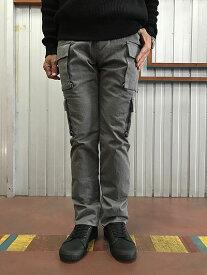STUDIO ORIBE スタジオオリベ EP01-83【gaku別注】細身でスタイリッシュに穿ける 8ポケットカーゴパンツ 別注グレーカラー【送料無料】