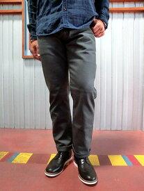FOB F1134 5ポケット ピケパンツ 5P PIQUE PANTS ピケ素材 NEWカラー チャコール 【送料無料】【あす楽対応】