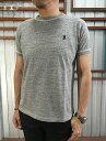 FilMelange最高の着心地ELMESエルムズ刺繍Tシャツ