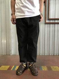 Gramicci グラミチ 9001-56J LOOSE TAPERED PANTS ルーズテーパードパンツ Black ブラック