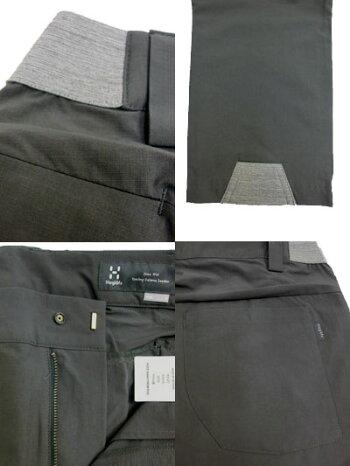 HAGLOFS(ホグロフス)DRAKENPANTストレッチ素材パンツ