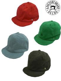 DECHO デコ 3-5SD20 LOGO BALL CAP ロゴボールキャップ Charcoal Blue Green Red