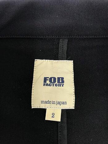 FOBファクトリーFOBF2364DEPARTUREJACKETデパーチャージャケット