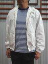 【SALE】Orslow(オアスロウ)03-6020-66 Hooded Blouson フードブルゾン Ecru 送料無料