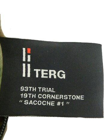 TERGターグ超軽量サコッシュV1ブラック