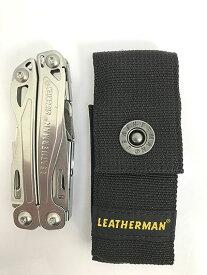 LEATHERMAN レザーマン 正規保障書付き スプリングアクションのプライヤー シザース付き SIDEKICK サイドキック 送料無料