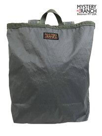 MYSTERY RANCH ミステリーランチ アメリカ製 E-PAC採用 BOOTY BAG ラージブーティーバッグ  グラベル USA製