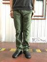 orslow オアスロウ orslow 01-5032-16 US ARMY SLIM FIT FATIGUEパンツ オリジナルバックサテン生地 グリーン オアスロウ Made in Japan 送料無料
