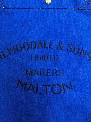G.Woodall&SonsShoulderBagPopper2034ショルダートートバッグBlue