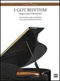 楽譜 ガーシュイン/アイ・ガット・リズム変奏曲(9934/00-PS0149/1台4手ピアノ連弾/輸入楽譜(T))