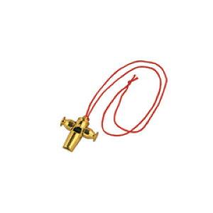 PICKBOY サンバホイッスル ゴールド SW-60 G ORIGNAL SAMBA WHISTLE(紐の色は選べません)