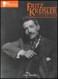 楽譜 フリッツ・クライスラー曲集 第4巻 BF11/ヴァイオリン&ピアノ/輸入楽譜(T)