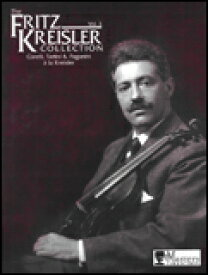 楽譜 フリッツ・クライスラー曲集 第3巻 ATF125/ヴァイオリン&ピアノ/輸入楽譜(T)