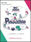 楽譜 ピノキオ(ヴォーカル・セレクション) 102941/ピアノ・ヴォーカル・ギター譜/輸入楽譜(T)