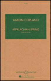 楽譜 A.コープランド/アパラチアの春 48001989/スタディ・スコア/輸入楽譜(T)