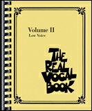 楽譜 リアル・ヴォーカル・ブック Vol.2(低声用) 00240308/Fake Book/輸入楽譜(T)