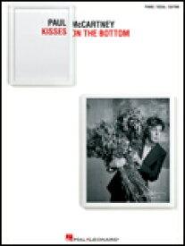 楽譜 ポール・マッカートニー/キス・オン・ザ・ボトム 00307707/ピアノ・ヴォーカル・ギター譜/輸入楽譜(T)